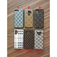 Samsung S20 Luxury LV Gucci PU Leather Back Cover Case