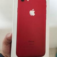 iPhone 7 128gb Red Original Second