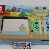 Nintendo Switch Animal Crossing New Horizons Edition ASIA