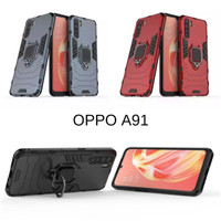 Casing Softcase Iring Oppo A91 Soft Back Case Hybrid