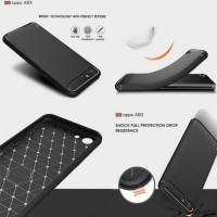 Case Carbon Soft case OPPO A83