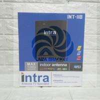 ANTENA DIGITAL TV INDOOR OUTDOOR INTRA INT - 118 Free Kabel 10M