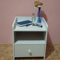 Meja Nakas Minimalis / Meja Sudut / Side Table / End Table LC001