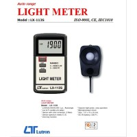Lutron Lx-113s Lux Meter / Light Meter Termurah Best Seller