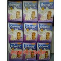 SUSU KUCING MURAH !!!!! GROWSSY MILK - HARGA UNTUK 1 Box