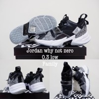 sepatu basket air jordan why not zero 3 low family grade original