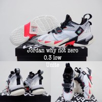 sepatu basket air jordan why not zero 3 low unite grade original