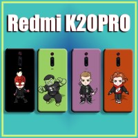Casing Soft Case Xiaomi 9 9se 8 SE Lite Redmi 7 Note7 K20 Pro A Motif