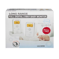 Little Giant - Digital 2 way Baby Monitor