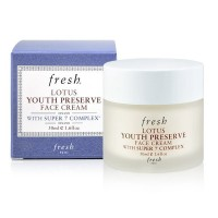 Fresh Lotus Youth Face Cream 50ml / 1.6oz