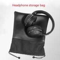 Zzzone Tas Pouch Penyimpanan Bahan Kulit PU untuk Headset megany