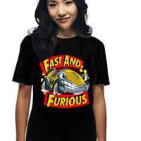 Kaos Fast And Furious T-shirt