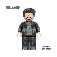 untuk Avengers The Mainan Desain Marvel Brick Lego 4 America Anak Capt