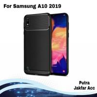 Case Samsung A10 Casing Samsung A 10 SoftCase Silicon Slim Cover Matte