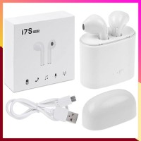 Tws I7S Headset Bluetooth Wireless Earphone Airpods For Oppo Vivo Lg