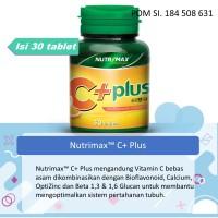 Obat Alami Untuk Kesehatan Kulit Nutrimax C+ Plus