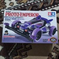 Tamiya proto emperor premium super II chasis original japan
