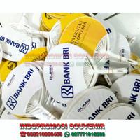 kipas pvc jaring - kipas paper karton - kipas custom promosi