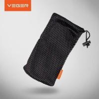 VEGER Sarung Pelindung Powerbank / Pouch / Bag Serba Guna PB Hitam