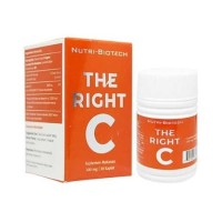 The Right C 300mg Vitamin C - 30 tablet