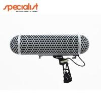 Blimp Bilate Microphone Suspension Windshield System not Rode