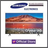 LED TV SAMSUNG 65TU7000 CRYSTAL UHD 4K FLAT 65 INCH UA65TU7000