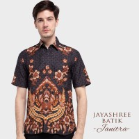 Jayashree Exclusive Slimfit Janitra Short Sleeve