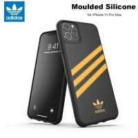 Case iPhone 11 Pro Max Adidas Originals Moulded Soft Case - Black Gold