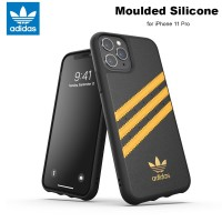 Case iPhone 11 Pro Adidas Originals Moulded Soft Case - Black Gold