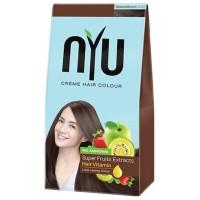 NYU HAIR COLOR NATURAL BROWN / SEMIR RAMBUT NYU NATURAL BROWN