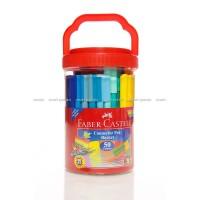 Connector Pen Faber Castell 50 Warna / conector pen