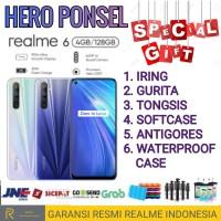 REALME 6 RAM 4/128 GB GARANSI RESMI REALME INDONESIA