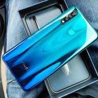 Vivo Z1 Pro Sonic Blue New Cuma Buka Dus