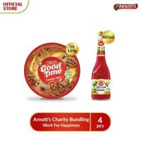 Arnott's Charity Bundling - Work For Happiness