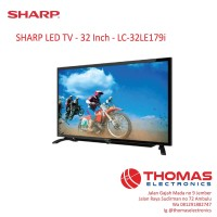 SHARP LED TV - 32 Inch - LC-32LE179i