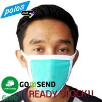 Masker Kain Bisa Dicuci / Reusable - READY STOCK