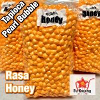 Bubble Tapioka Tapioca Pearl Bubble Mutiara Rasa Honey Madu 1 kg