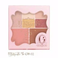Madame gie To Go Face palette 1&2