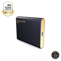TEAMGROUP SSD Portable PD400 240GB Type-C T8FED4240G0C108