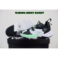 Sepatu Basket Air Jordan AJ Why Not Zero 3 Why Not Zer0.3 White Green