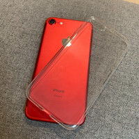 Ultra Thin Jelly Case iPhone X