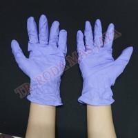 Sarung Tangan Medis/Nitrile Examination Gloves SIZE M