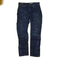 Celana Jeans Wrangler Bostin Reg Blue Wash