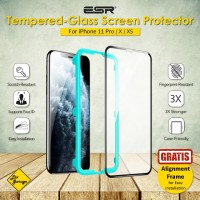 Tempered Glass iPhone 11 Pro X XS ESR Screen Protector