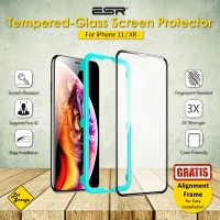Tempered Glass iPhone 11 XR ESR Screen Protector