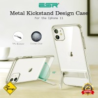 iPhone 11 Case ESR Metal Kickstand Design Soft TPU Original