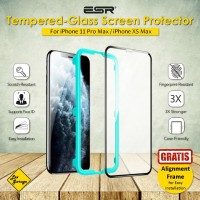 Tempered Glass iPhone 11 Pro Max XS Max ESR Screen Protector