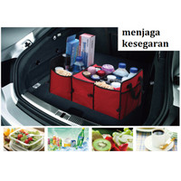 B88 CAR BOOT ORGANIZER storage box kotak penyimpanan tas bagasi mobil