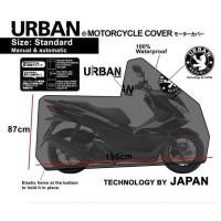 B89 Cover Motor Urban Size Standard Matic Bebek 100% ORIGINAL
