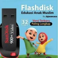 Flashdisk edukasi anak muslim 32 GB Terlengkap Cod